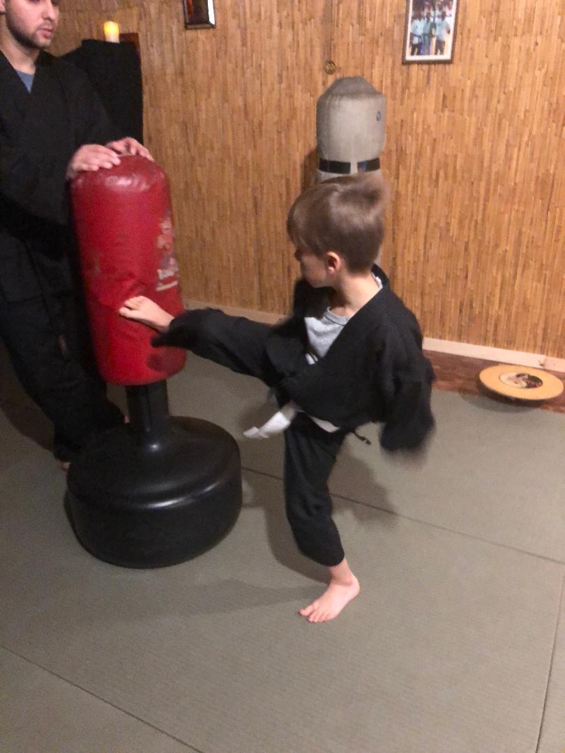 Belmont Kids Karate