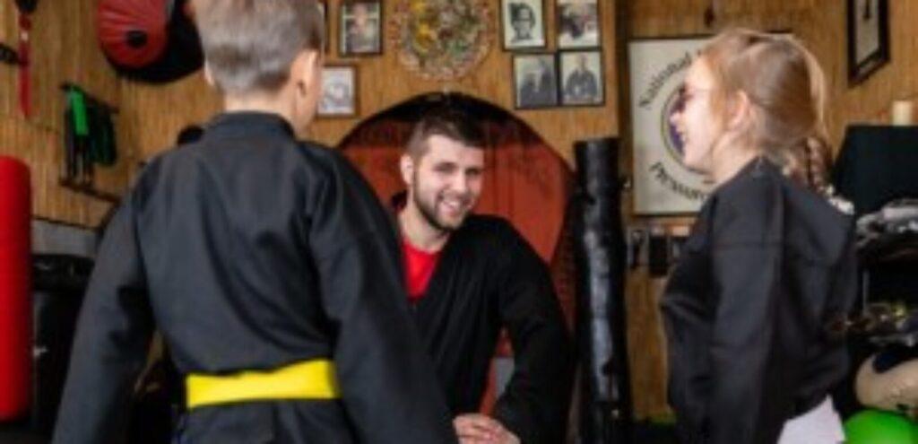 Karate in Belmont