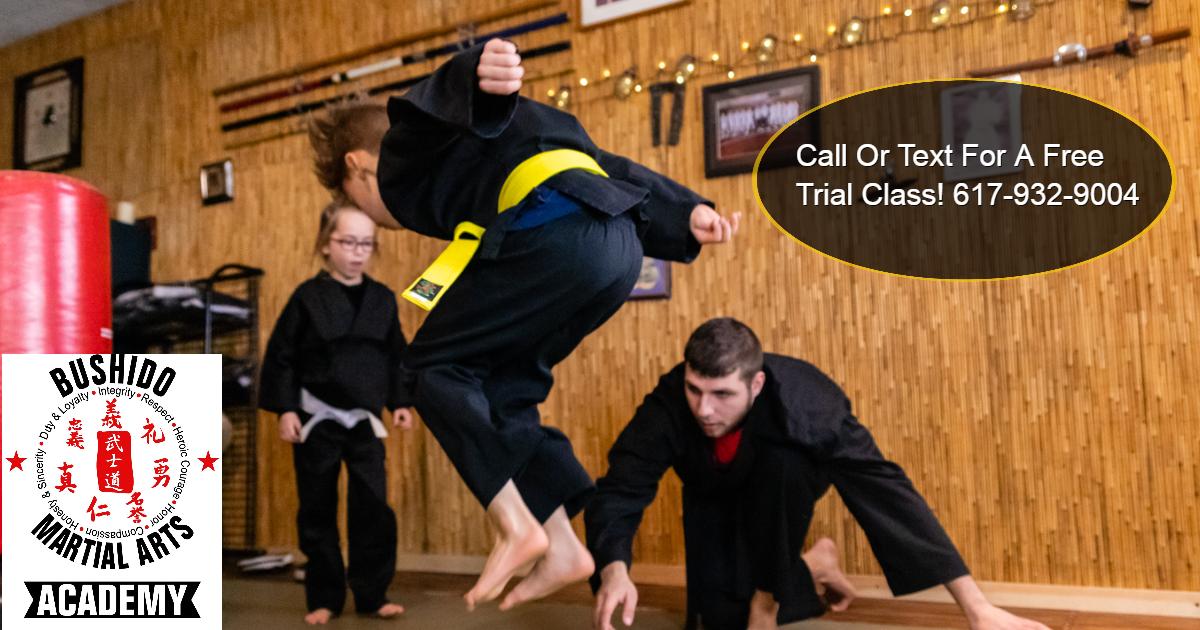 Karate In Belmont Ma